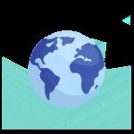 Isometric Globe